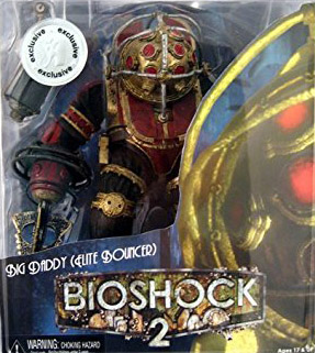 BIOSHOCK BIG DADDY ELITE